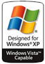 designed for windows xp